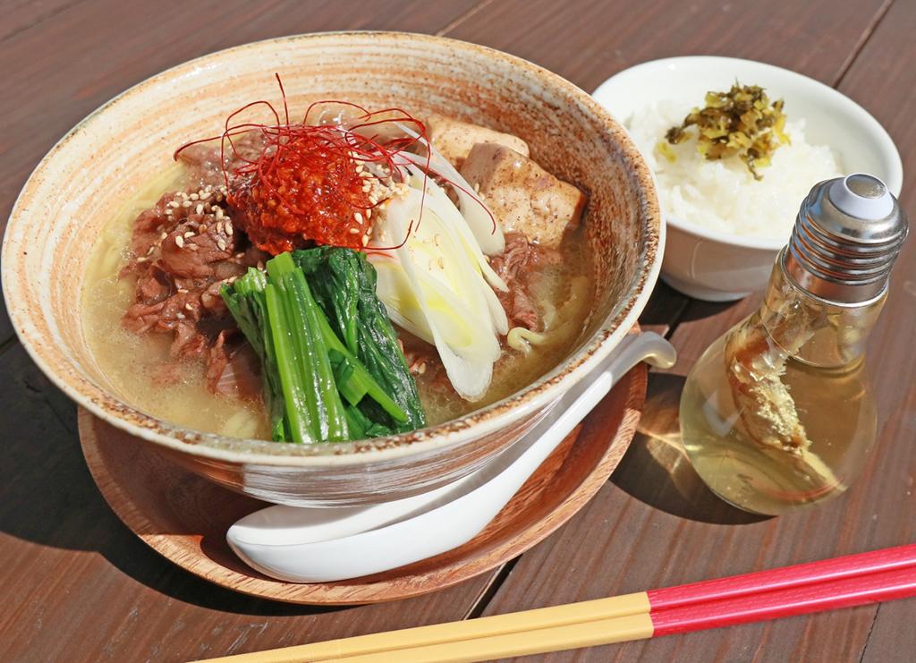 闘牛拉麺「ラブメン」